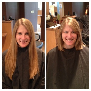 Nine Inches donated to Pantene Beautiful Lengths