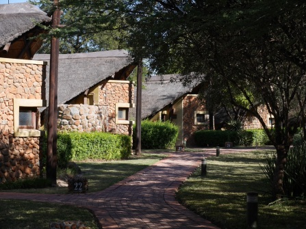 Tau Lodge cottages